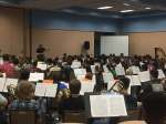 Rehearsing With Full Symphony Orchestra!